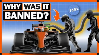 Why Don't F1 Cars Refuel?