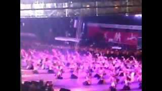 6th asean school games zapin malaysian dance