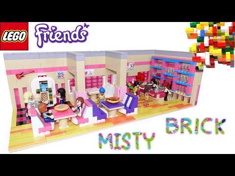 Lego Friends Mia Dance Bar Usa By Misty Brick