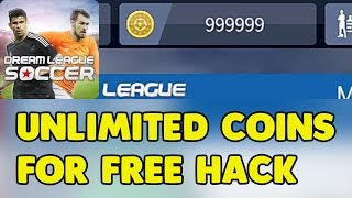 Dream League Soccer Hack 2017 iOS & Android – Unlimited Free Coins Cheat