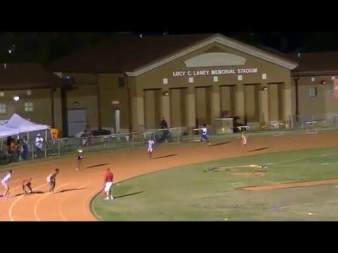 14yr Boys Star Track 47.85s 4x100m Finals GRPA State Championship 2016