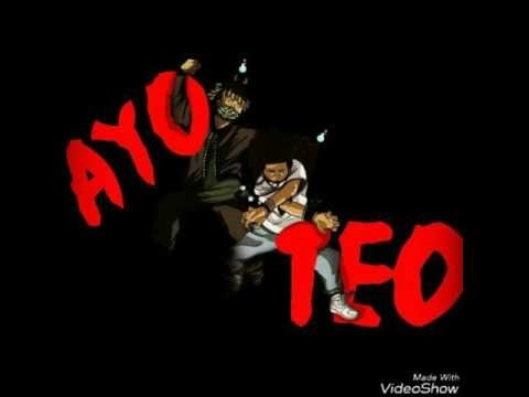Ayo & Teo - Lama lama (official lyrics)