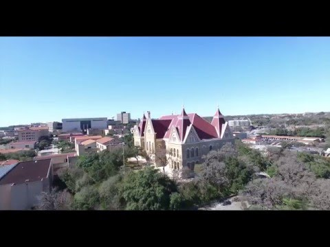 Texas State University In San Marcos, Texas