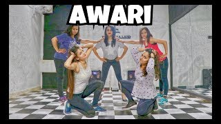 Awari   Dance choreography