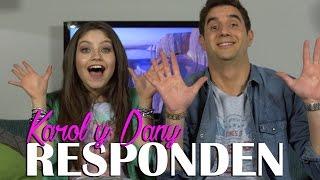 Karol Sevilla I Dany Martins I #KarolYDanyResponden