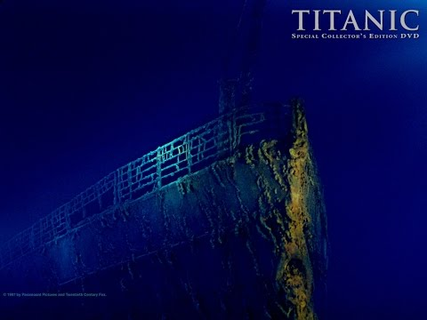 R.M.S Titanic 100 years