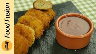 Chicken Kabab Nuggets Recipe By Food Fusion