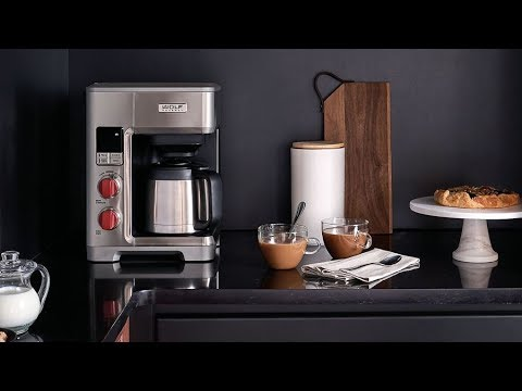 Wolf Gourmet Coffee System Wgcm100s Unboxing Youtube