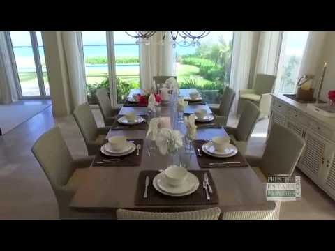 Beach House Villa For Sale on Paradise Island, Bahamas