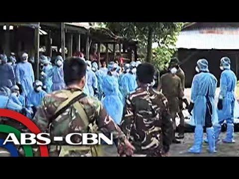 TV Patrol: Culling ng 70,000 manok sa Nueva Ecija, sinimulan na