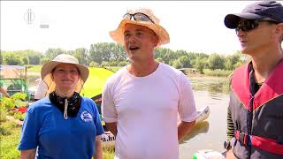 PET kupa a Tisza-tóról