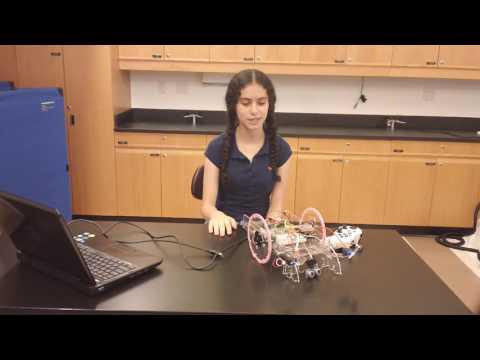 Maya's Second Milestone - Tabletop Robot