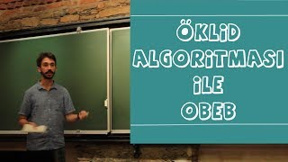 Öklid Algoritması ile OBEB Bulmak ve Çok Büyük Sayılar