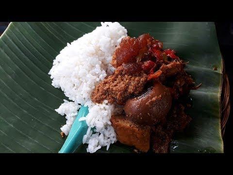 gudeg-jogja-legendaris!!!-gudeg-mbah-lindu-yogyakarta---aneka-wisata-kuliner-jogja-street-food