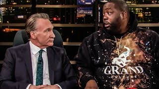 Killer Mike SCHOOLS Bill Maher On Free College