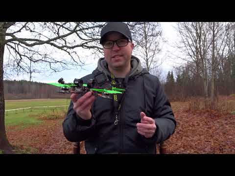How to tune PID´s on your miniquad in 10 steps!