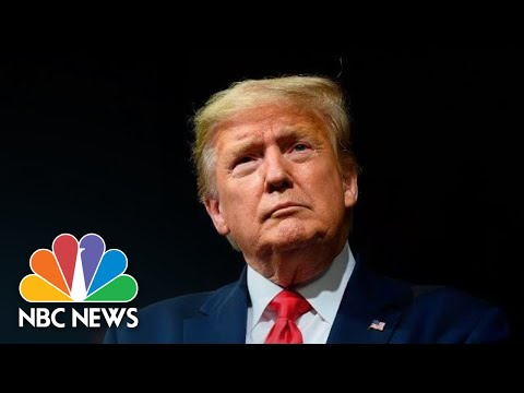 Trump Gives Commencement Speech At Hope For Prisoners Graduation   NBC News (Live Stream Recording)
