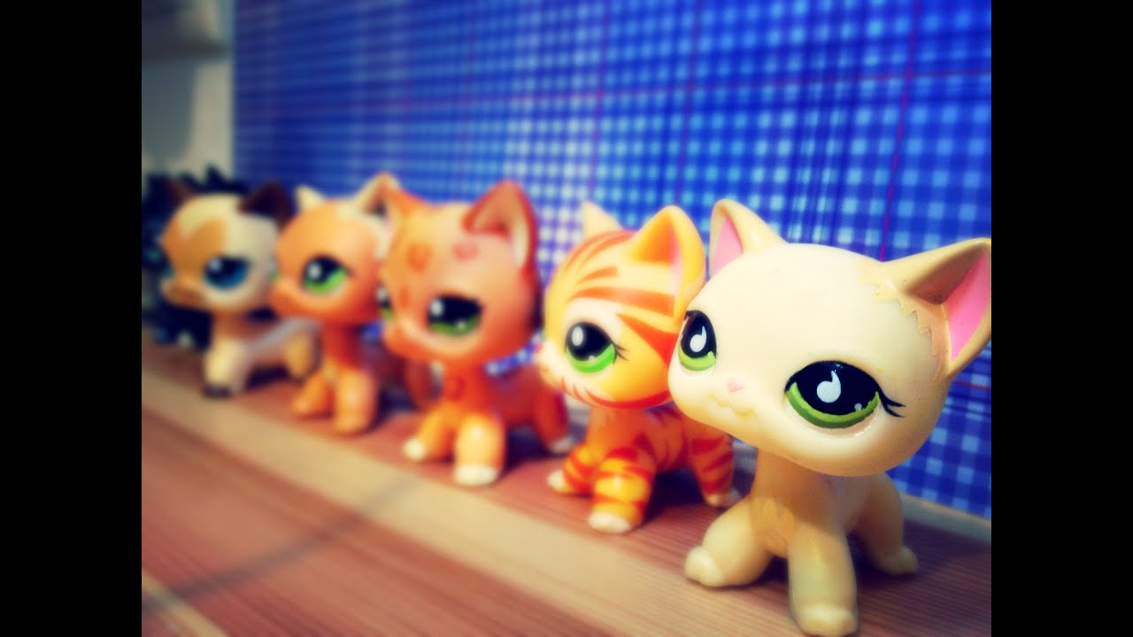 Хэппи Мил / Happy Meal McDonald's [Littlest Pet Shop / Литл пет .