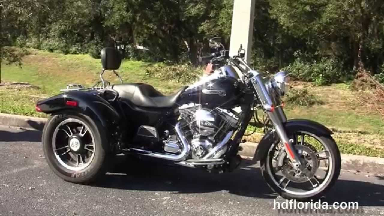 used 2015 harley davidson freewheeler trike for sale youtube. Black Bedroom Furniture Sets. Home Design Ideas