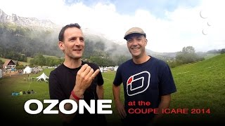 Flybubble Paragliding interviews OZONE test pilot Russell Ogden at ...