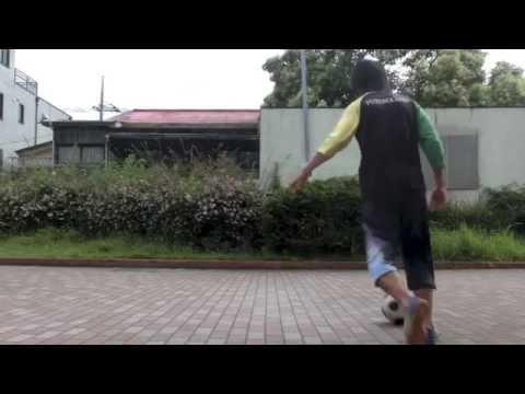 Amazing Dribble technic for Street Soccer/Cut & Drag