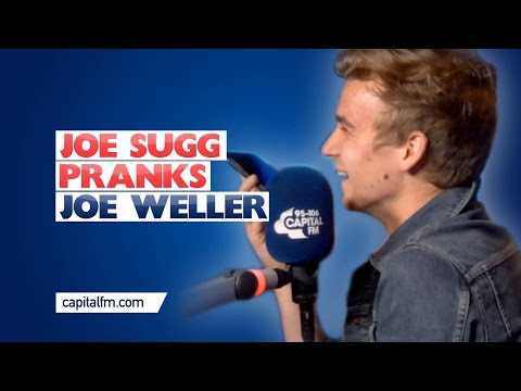 Joe Sugg Sings Justin Bieber