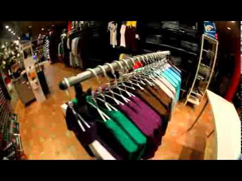tienda de ropa urbana