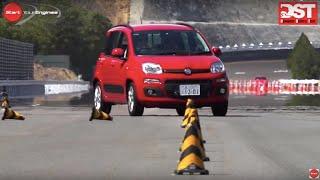 スズキ・アルト・ターボRS vs フィアット・パンダ・イージー(フルバージョン)【DST#084】