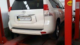 Установка фаркопа Auto-Hak Toyota Land Cruiser J150(Фаркопы для TOYOTA - LAND CRUISER 150 Auto-Hak (Польша). Фаркопы предназначены именно для автомобиля TOYOTA - LAND CRUISER 150., 2015-03-26T08:32:19.000Z)