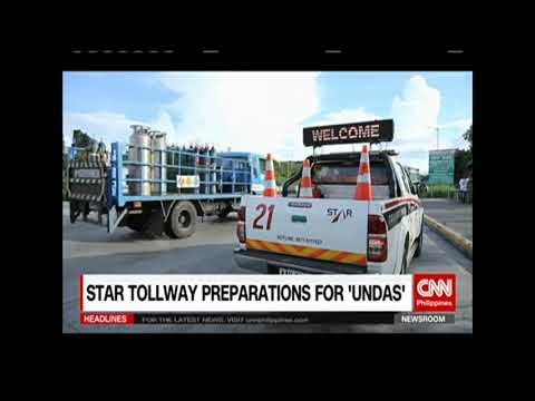 STAR tollway preparations for