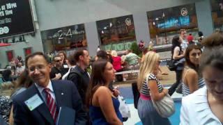 USHAA Bravo Top 25 Nasdaq NYC Street Commentary #2 - uncut 2010-0813 Thumbnail