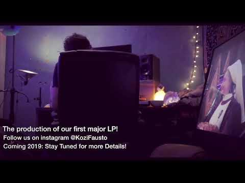 ALBUM RELEASE 2019 - Kozi Fausto - Studio Insider #1