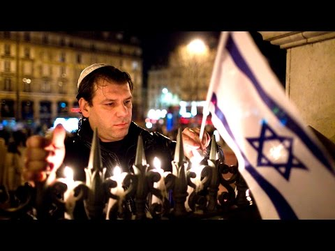 French Jews Told to Hide Their Identity After Anti-Semitic Marseilles Attacks