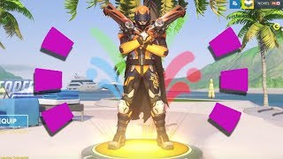Overwatch - 100+ SUMMER GAMES LOOTBOXES 2017 / New Skins!