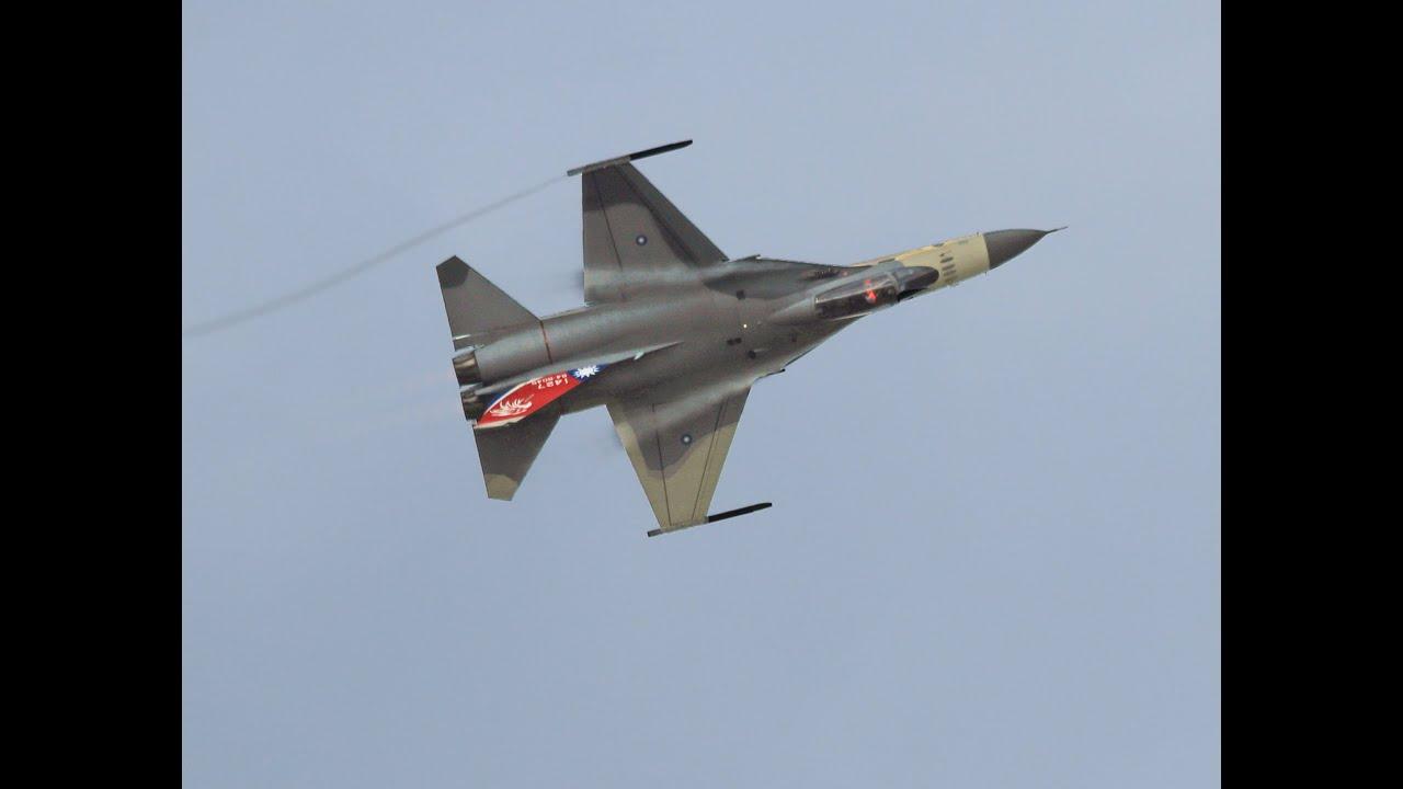 經國號戰機飛行操演 IDF Fighter Air Show 2015