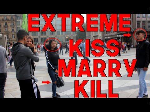 💋KISS , MARY & KILL ULTRA GIRL EDITION 💍 🚫 !! HEIRATEN , KÜSSEN & TÖTEN CHALLENGE !