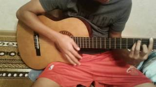 Игра на гитаре (Брат)