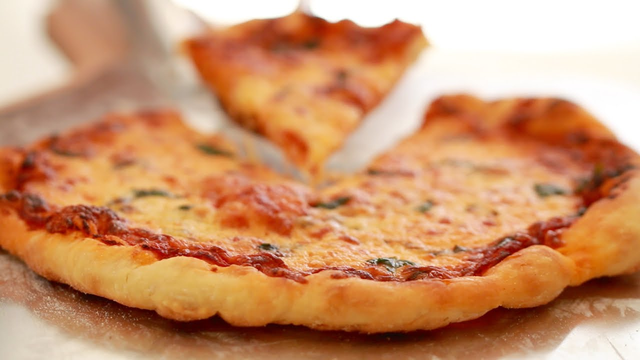 Best Ever Pizza Dough Recipe No Knead Gemma S Bigger Bolder Baking