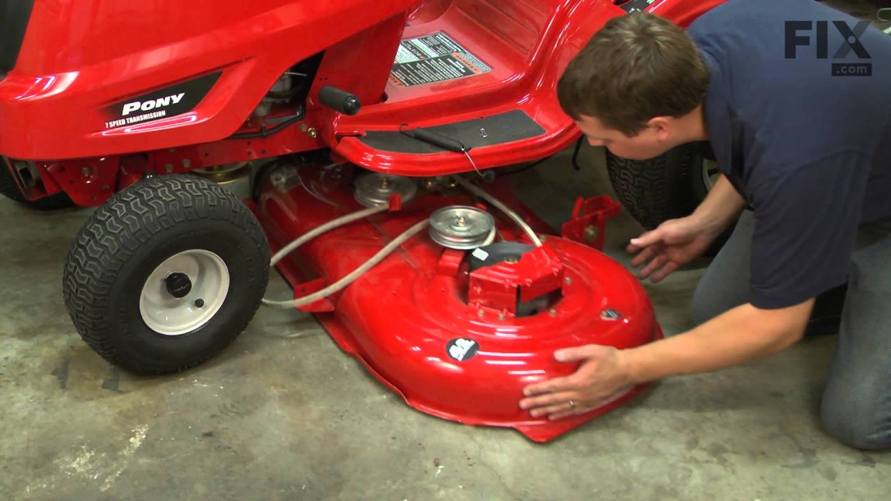 quality used mower parts find great deals ebay for troy bilt riding mower and craftsman riding mower troy bilt pony lawn mower troy bilt 46  [ 1280 x 720 Pixel ]
