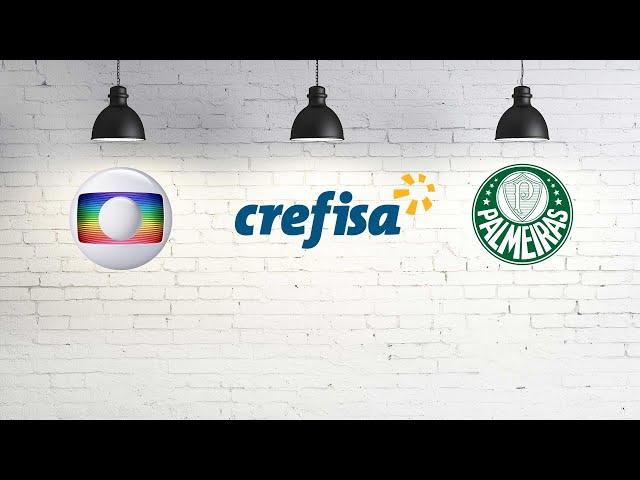 Entenda como Crefisa pode mudar negociação entre Globo e Palmeiras