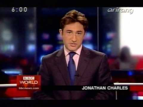 BBC world news opening 2006 North Korea missile