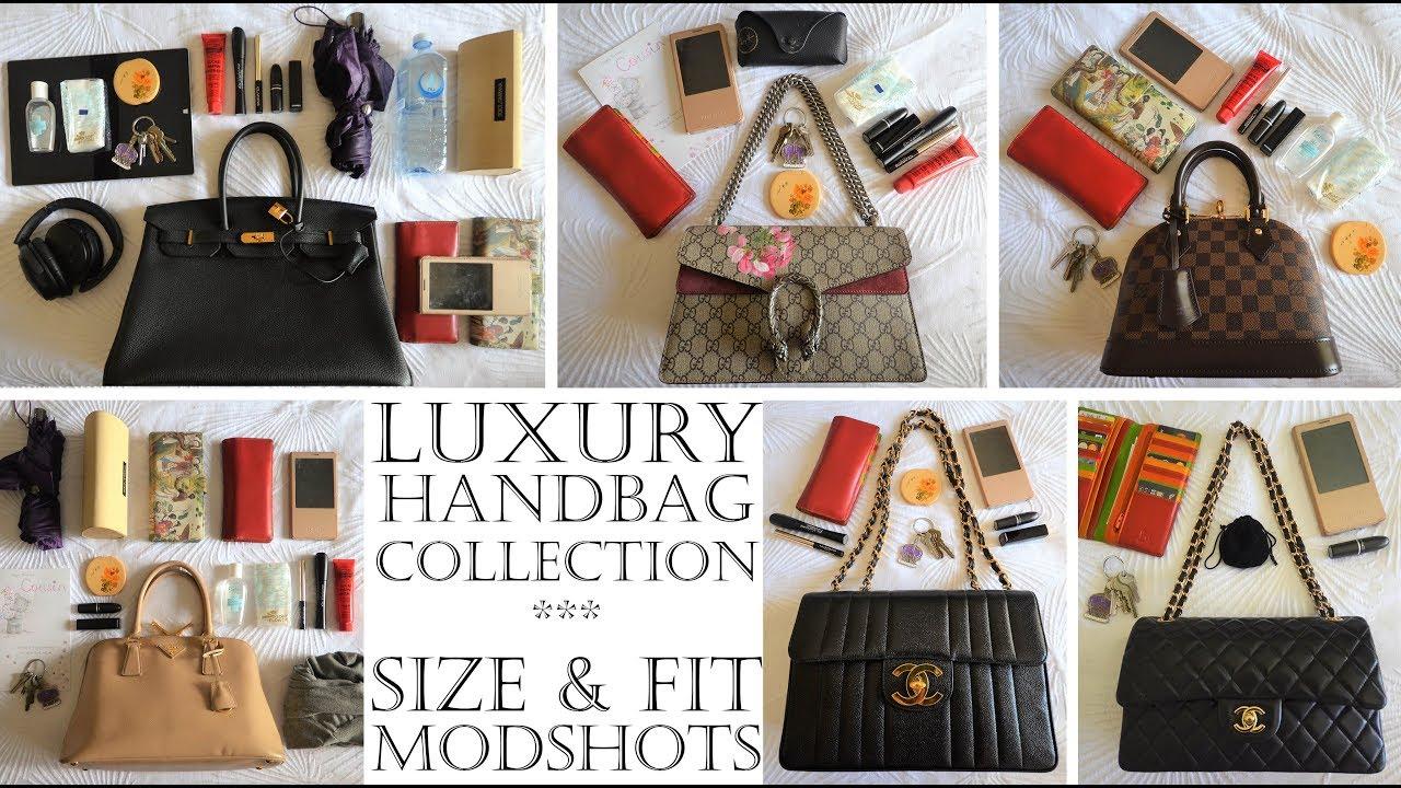376db0da98fe Review of my Designer Luxury Bag Collection - Hermes