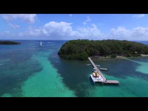 drone Martinique Air Flow phantom