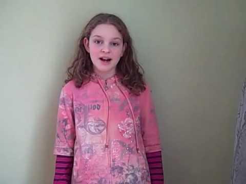 Rachels 4th Grade 4H Speech Reduce, Reuse + Recycle