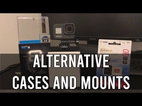 GoPro Hero 8 Alternative Cases And Mounts