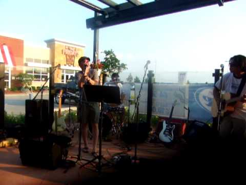 B-Side Social @ Boston's Pizza And Sports Bar- Brown Eyed Girl