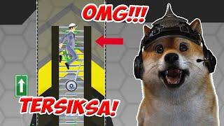 Tolong!!! Ngeselin Parah Nih Game! - Happy Wheels Indonesia #2