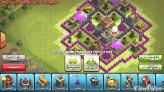 -Clash of Clans- villaggio per municipio livello 8
