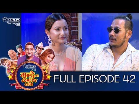 Mundre Ko Comedy Club 42 Namrata Shrestha And Anup Bikram Shahi By Aama Agnikumari Media