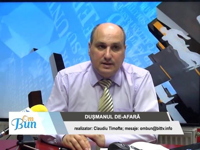 OM BUN: 3 MAI DUȘMANUL DE-AFARĂ - realizator: Claudiu Timofte; mesaje: ombun@bittv.info